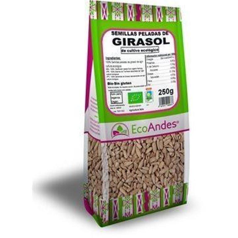 Semillas de Girasol Bio 250g, 1 ud