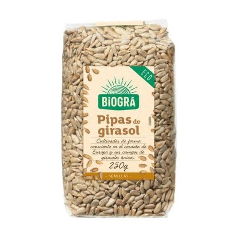 Semillas de Girasol Bio 250g