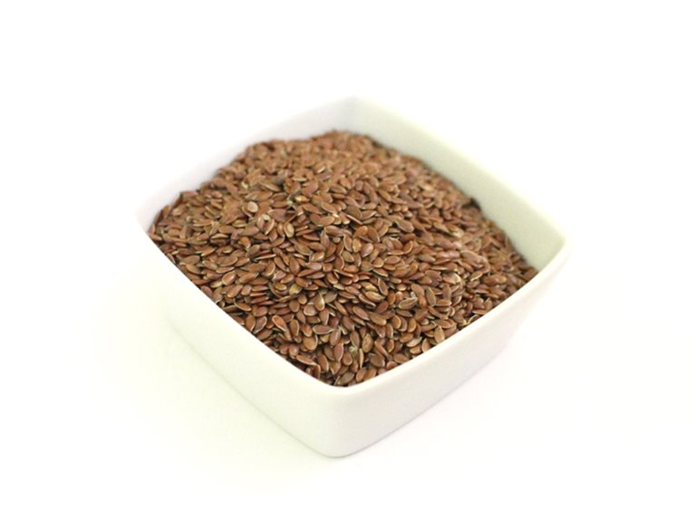 Semillas de lino a granel