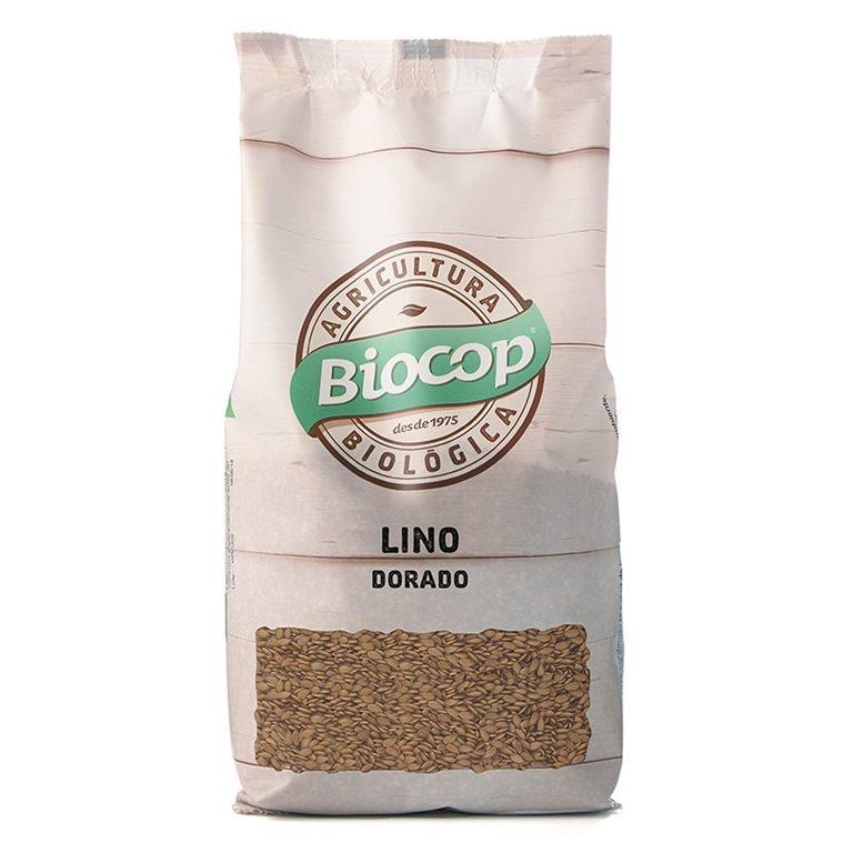 Semillas de Lino Dorado Bio 250g
