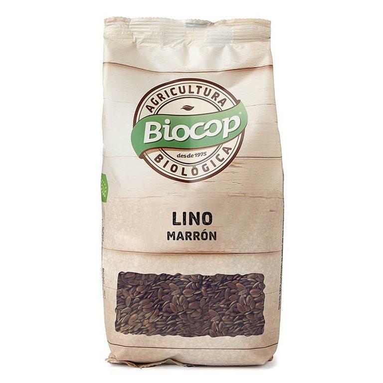 Semillas de Lino Marrón Bio 250g