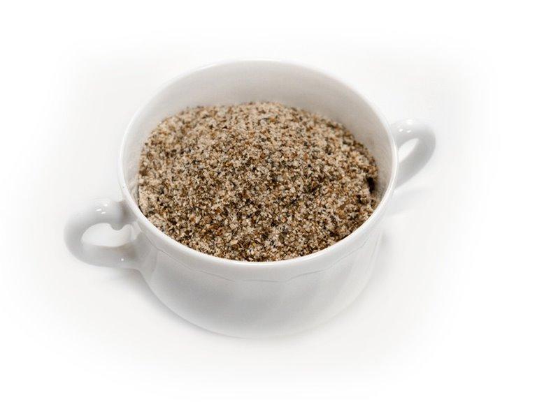 Semillas de lino molidas a granel