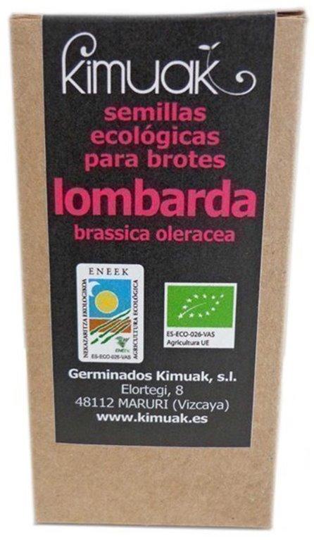Semillas de Lombarda, 80 gr