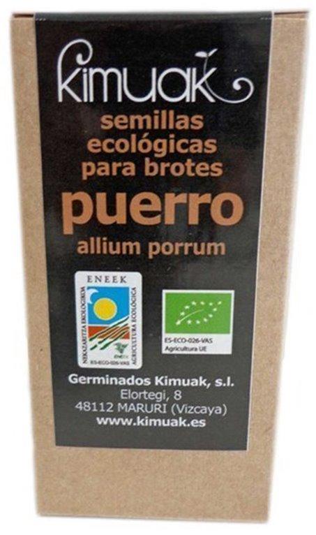 Semillas de Puerro, 60 gr