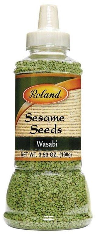 Semillas de Sésamo con Wasabi 100g