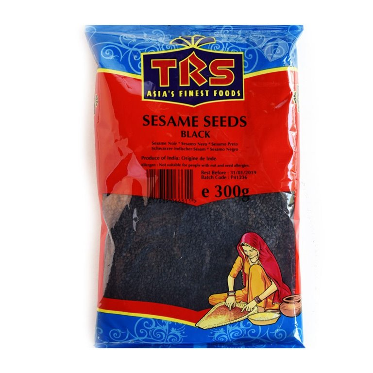 Semillas de Sésamo Negro 100g