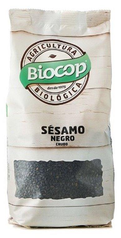 Semillas de Sésamo Negro Bio 250g
