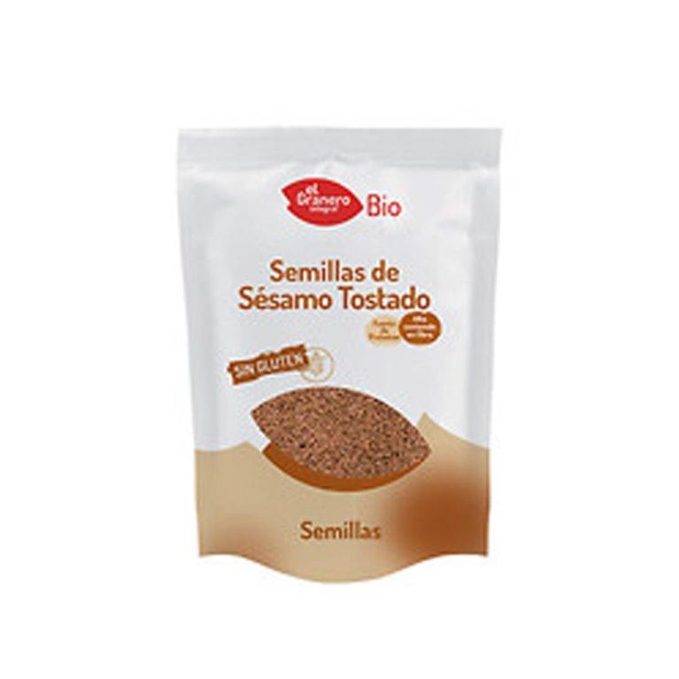 Semillas de Sésamo Tostado Bio El Granero Integral 250g
