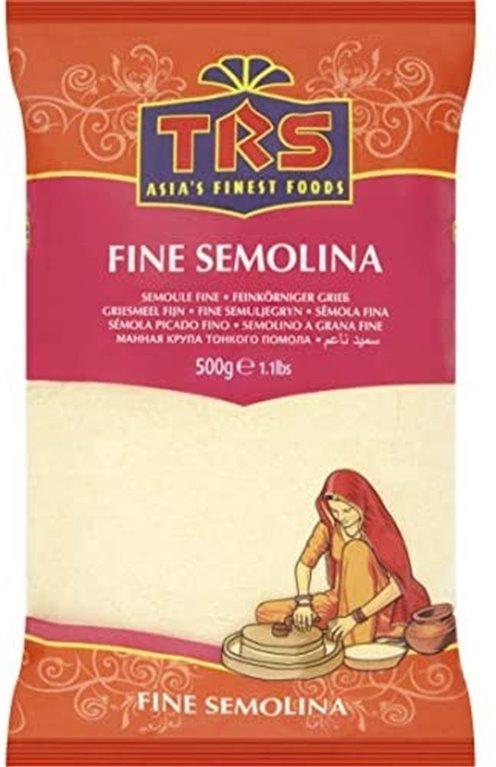 Sémola de Trigo Fino (Fine Semolina) 500g