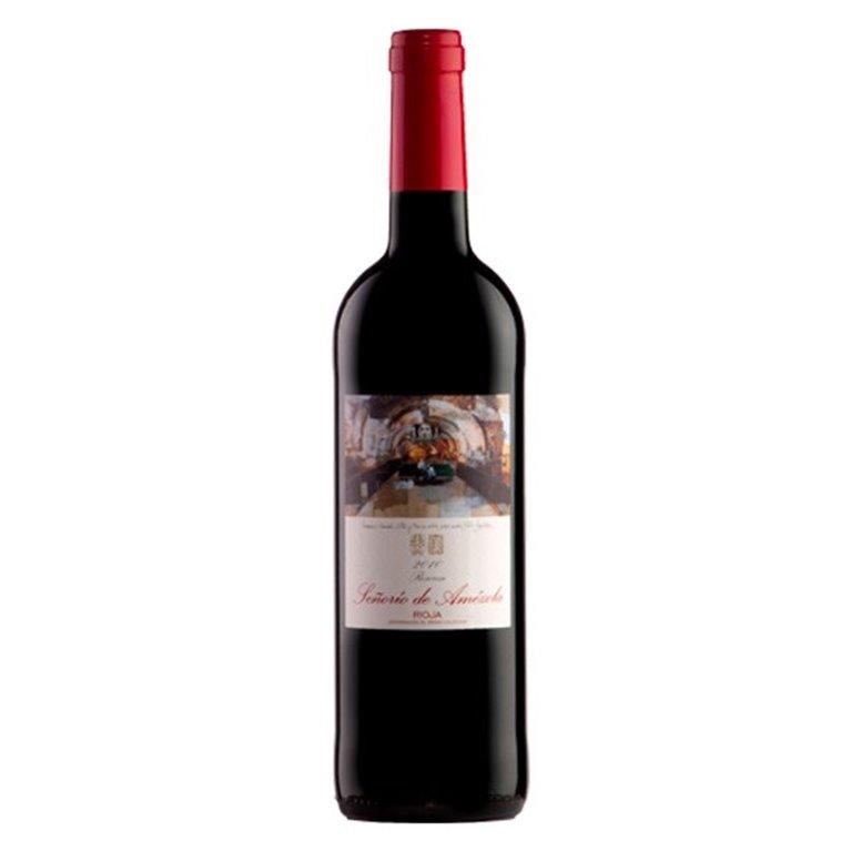 Señoría de Amézola Reserva 2014 (DOC Rioja) 0,75L, 1 ud