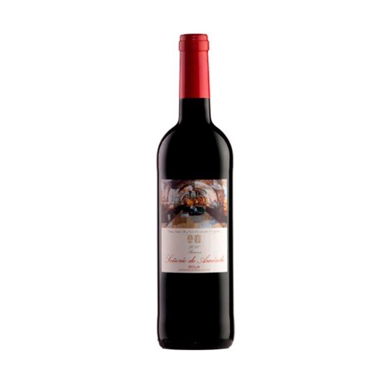 Señorío de Amézola Reserva 2014 D.O.C. Rioja 75cl