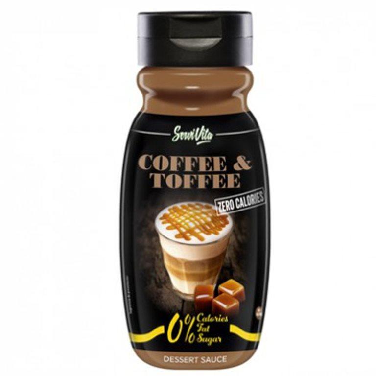 SERVIVITA COFFE-TOFFE ZERO