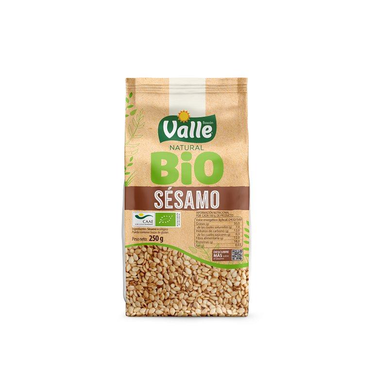 Organic Sesame 250g