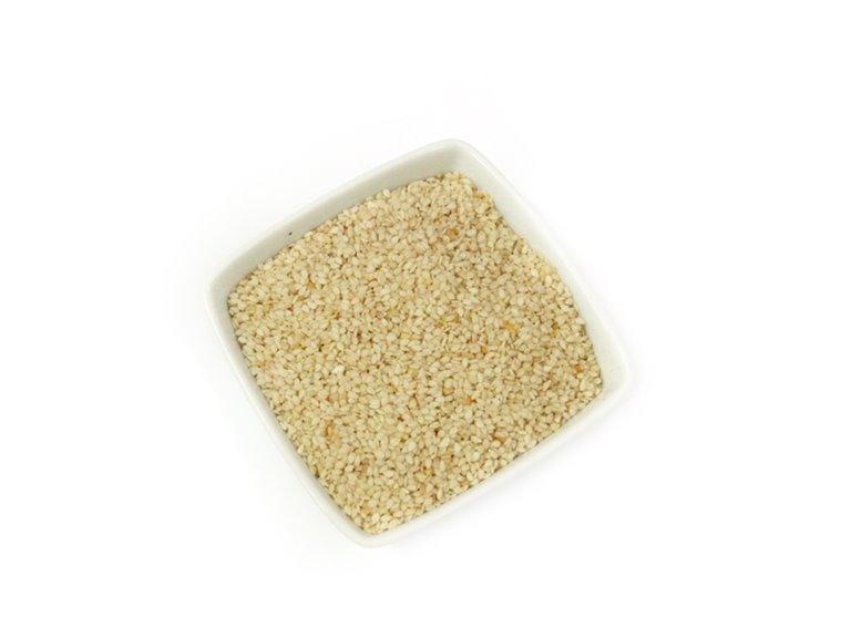 Sésamo pelado a granel