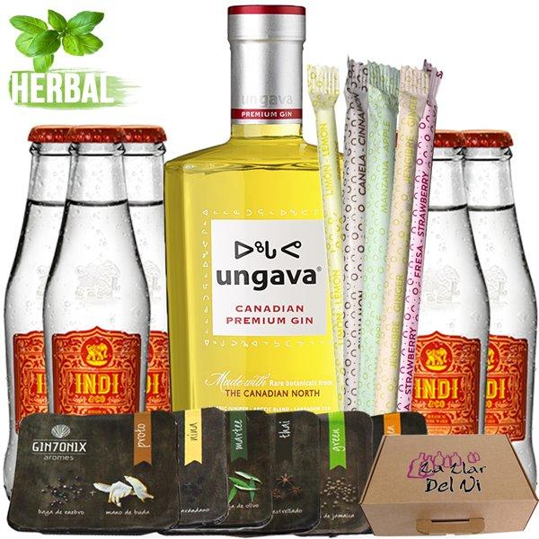 Set Gin Tonic Ungava