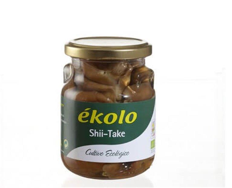 Seta shiitake 240 g - Ékolo