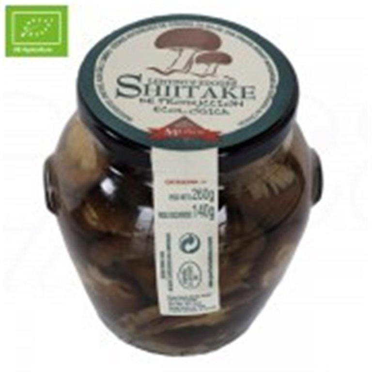 Seta shiitake en conserva, 250 gr