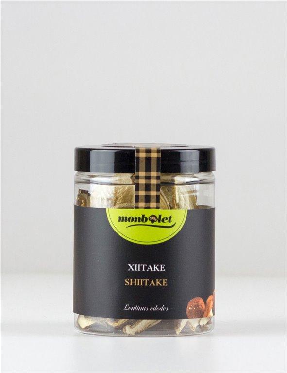 Dehydrated Shiitake 30gr