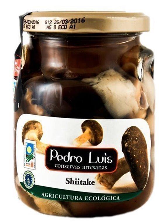 Shiitake Ecológico Setas De Roble, 280 gr