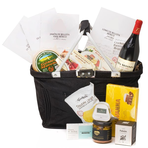 Shopping Bag Experiencia Gastronómica Gourmet