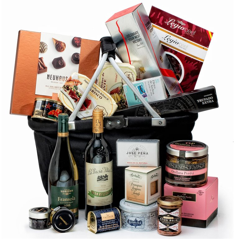 Shopping Bag Gourmet Premium, 1 ud