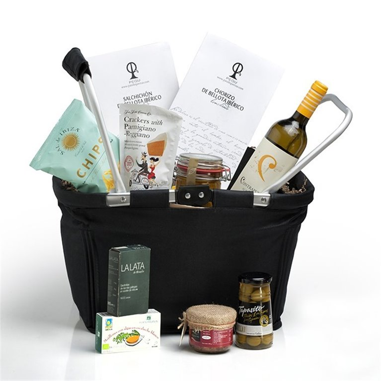 Shopping Bag Picnic Gourmet, 1 ud