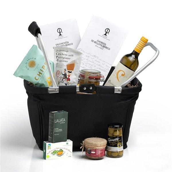 Shopping Bag Picnic Gourmet