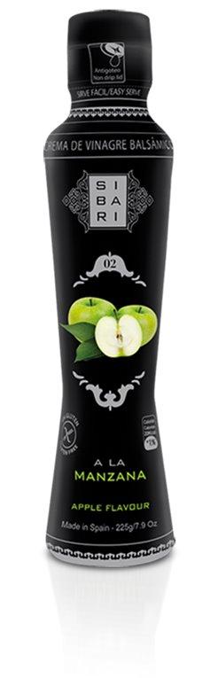 Sibari Crema de vinagre balsámico de manzana