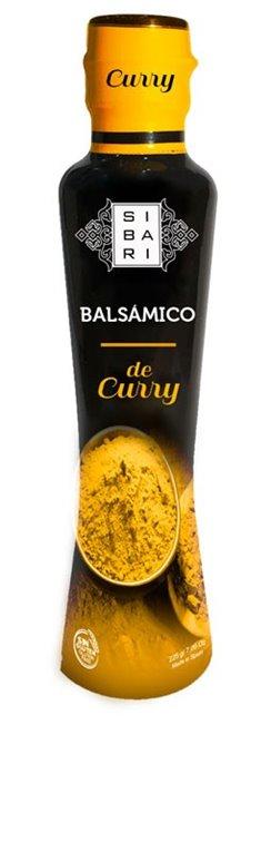 Sibari vinagre balsámico de curry