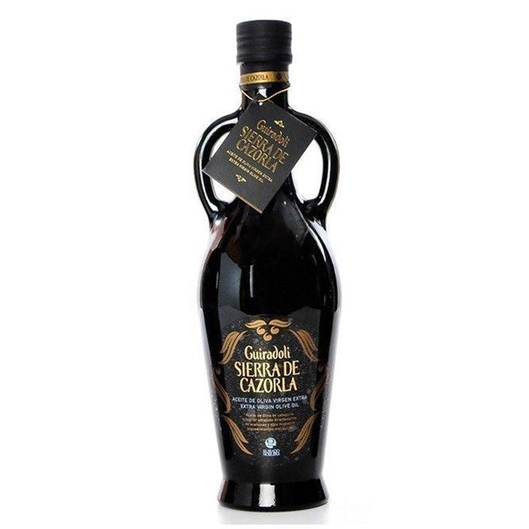 Sierra de Cazorla. Aceite de oliva Picual. Selección gourmet. 500 ml.