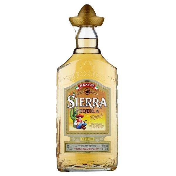 SIERRA REPOSADO 0,70 L.