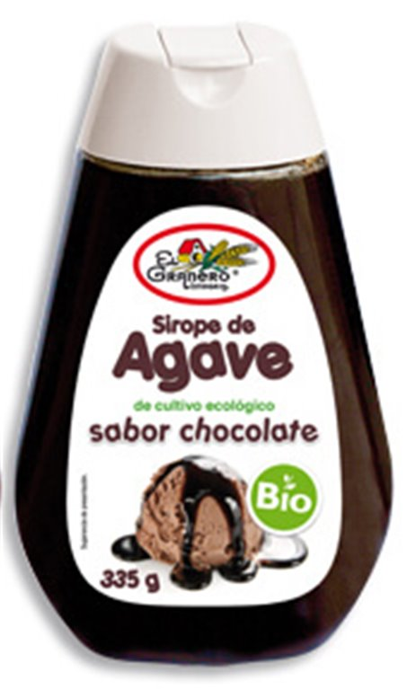 Sirope agave De Chocolate, 1 ud