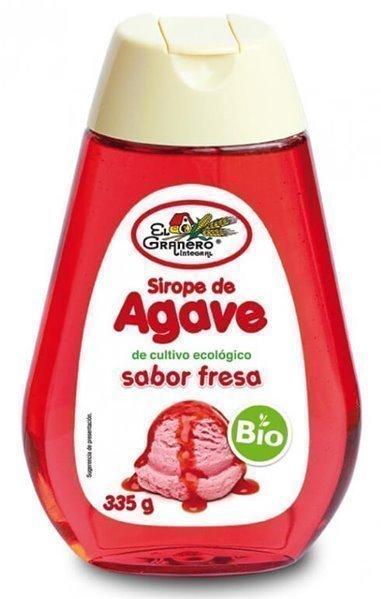 Sirope agave De Fresa