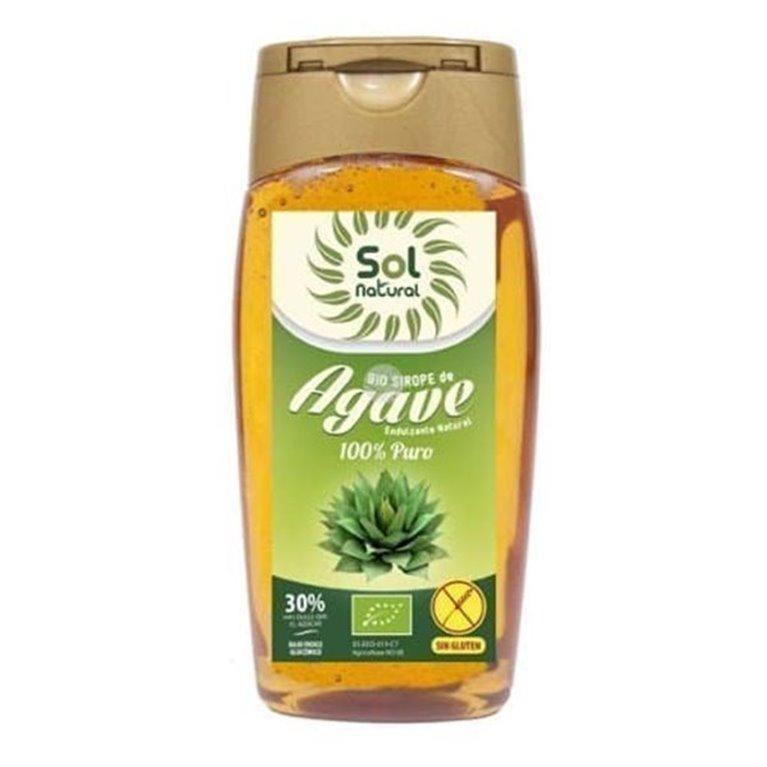 Agave syrup BIO Solnatural 250g