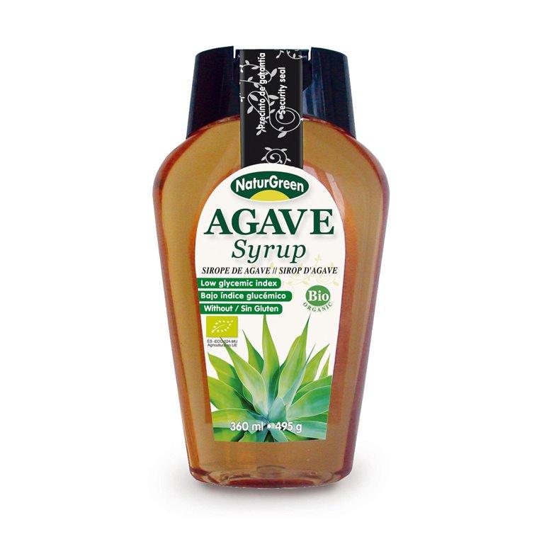 Sirope de Agave Bio 500g, 1 ud