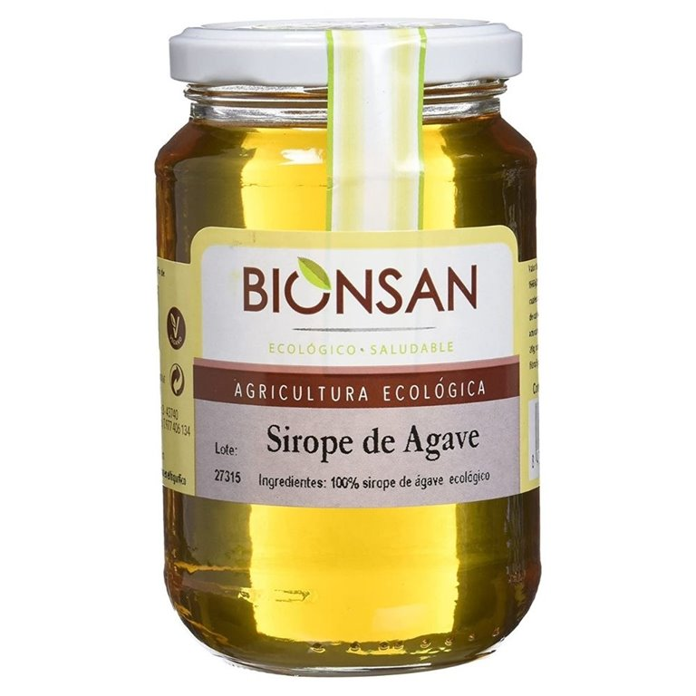 Sirope de agave ecológico -500gr