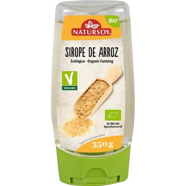 Sirope de Arroz Bio 350g, 1 ud