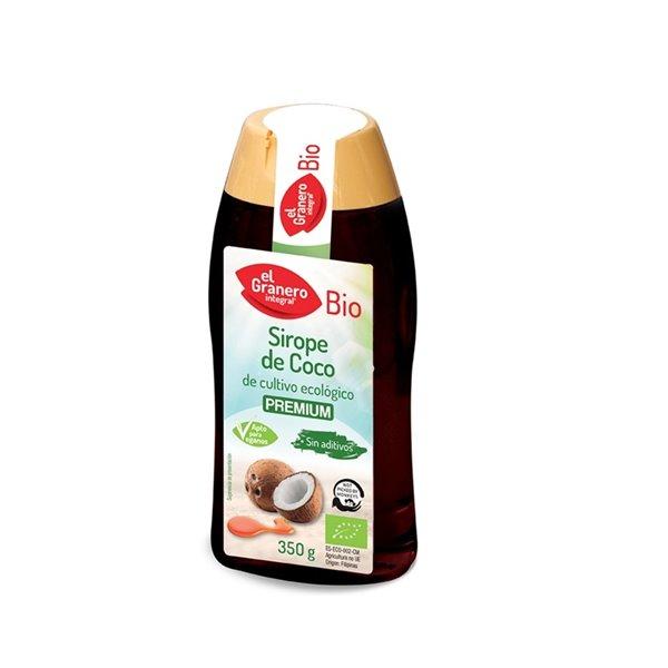 Sirope de Coco Bio 360g