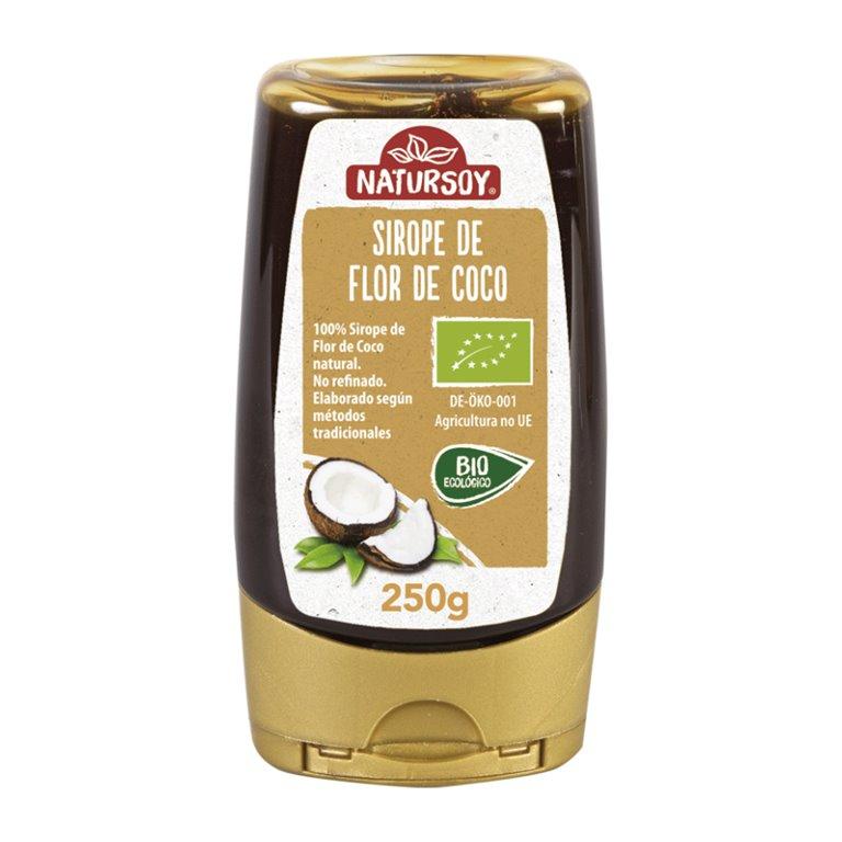 Sirope de Flor de Coco Bio 250g, 1 ud