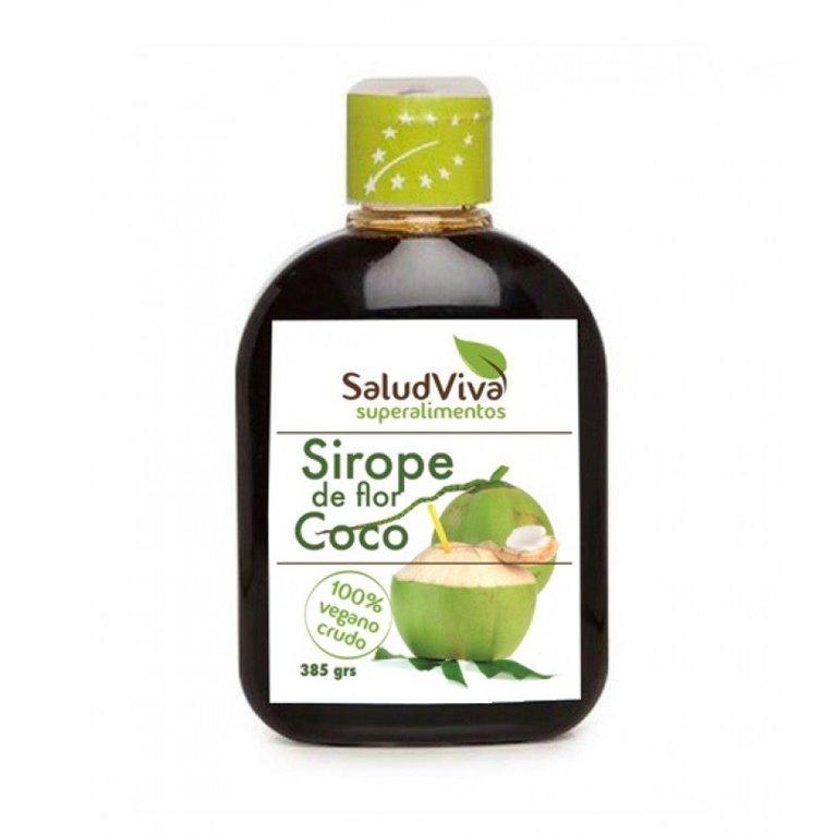 Sirope de Flor de Coco Bio 385g