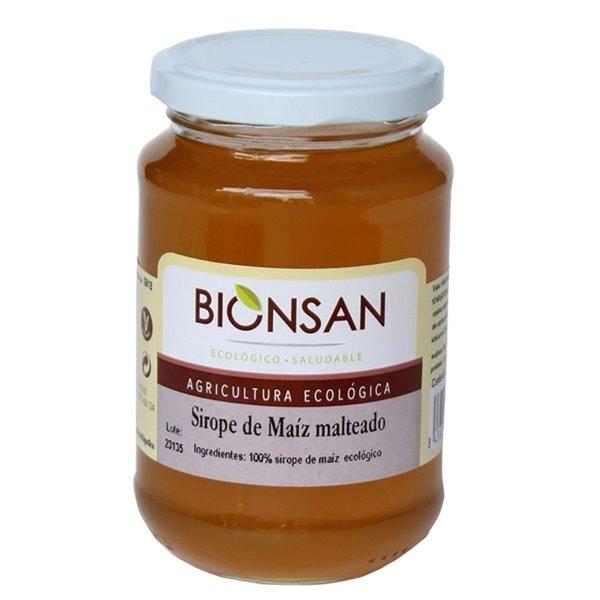 Sirope de maíz ecológico -500gr