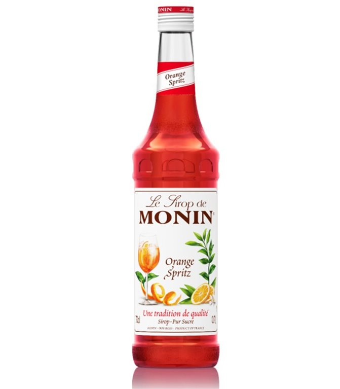 Sirope Monin Orange Spritz