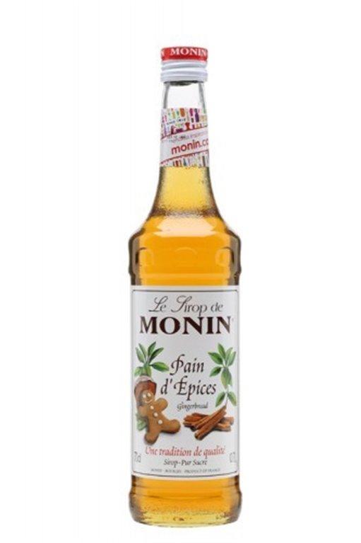 Sirope Monin Pain D'Epices