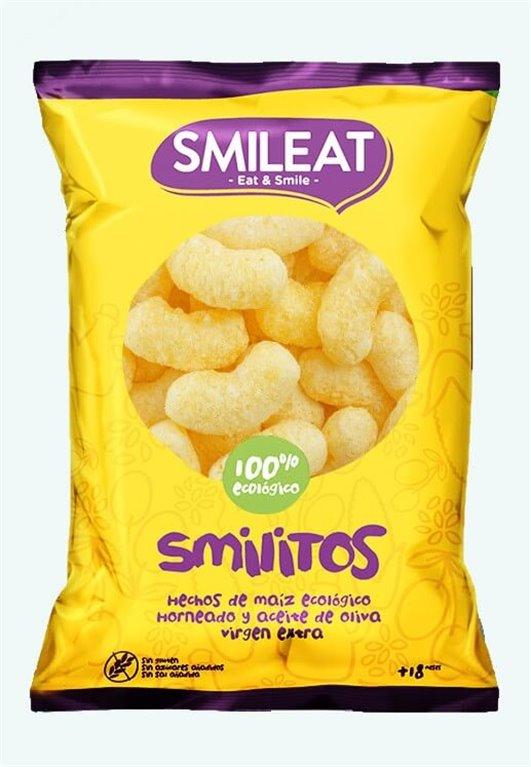 Smilitos de maíz, 40 gr