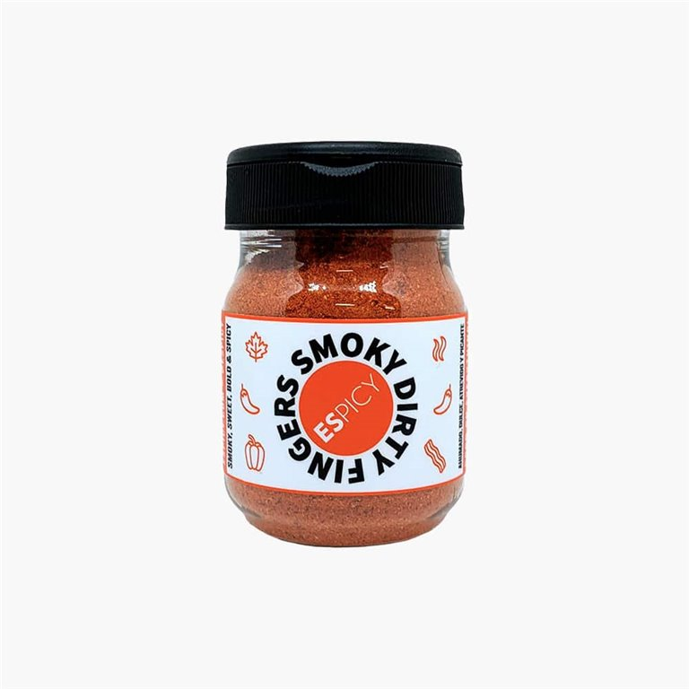 Smoky Dirty Fingers 100g ESPICY