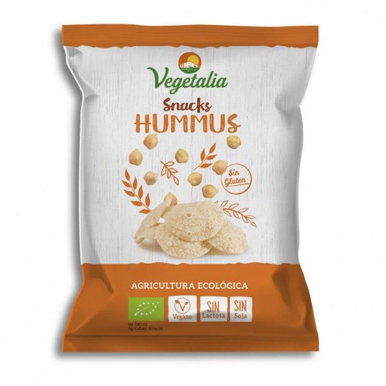 Snack de Hummus Sin Gluten Bio 45g