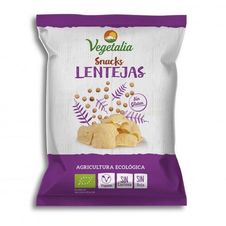 Snack de Lentejas Sin Gluten Bio 45g