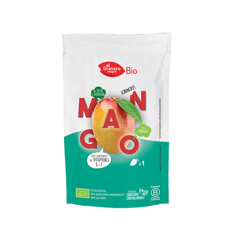 Snack de Mango Bio 30g