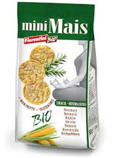 Snack Ecológico De Maíz Con Romero