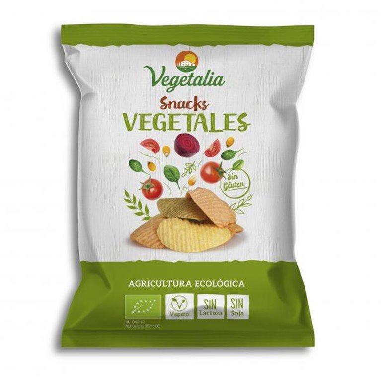 Snack Vegetal Sin Gluten Bio 45g